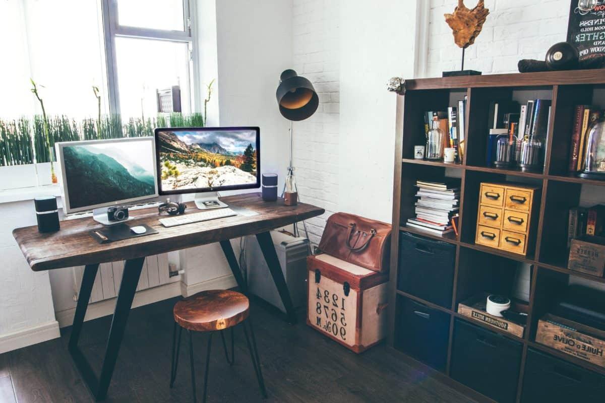 bureau moderne et design